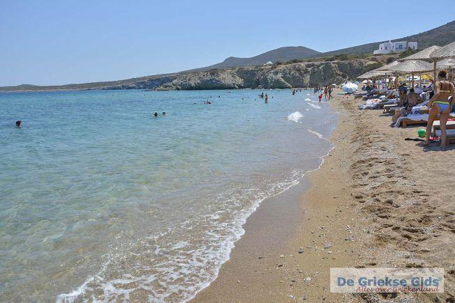 Soros beach op Antiparos